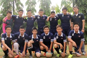 2nd Place – Penabur Secondary Cup